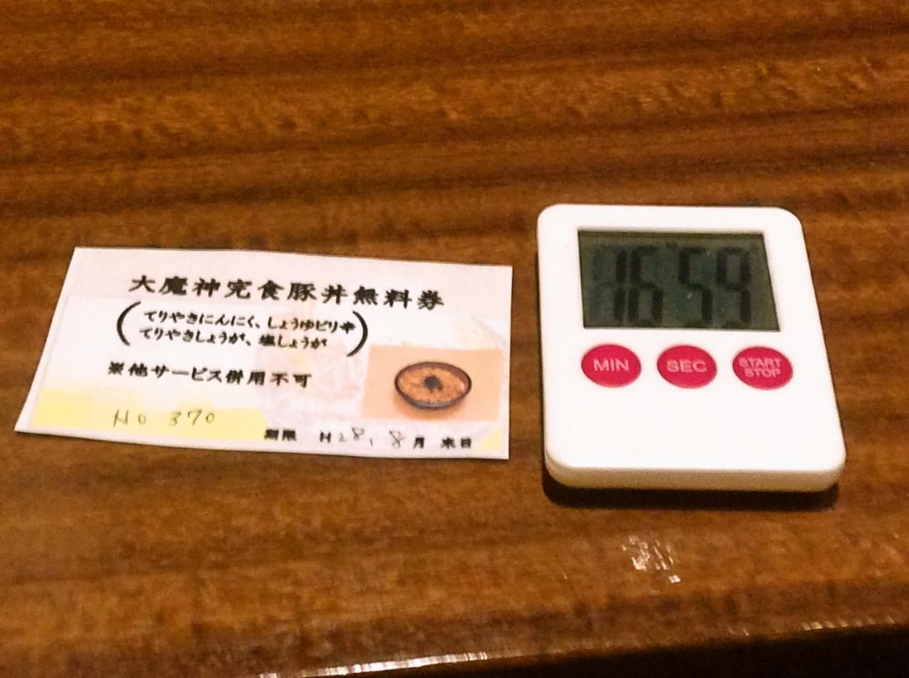 丼達 水道橋店(大魔神)