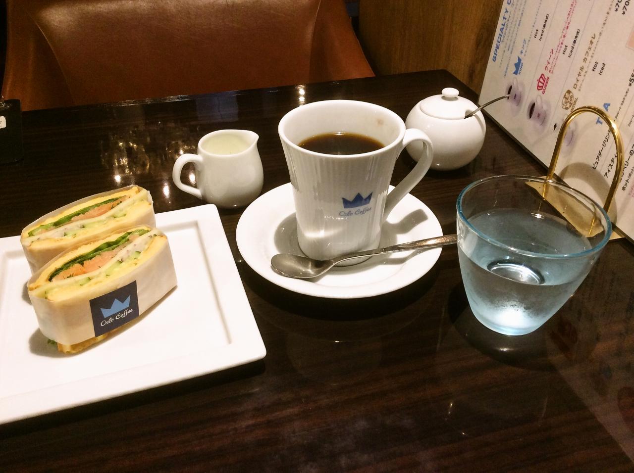 オスロコーヒー 五反田駅前店(店内)