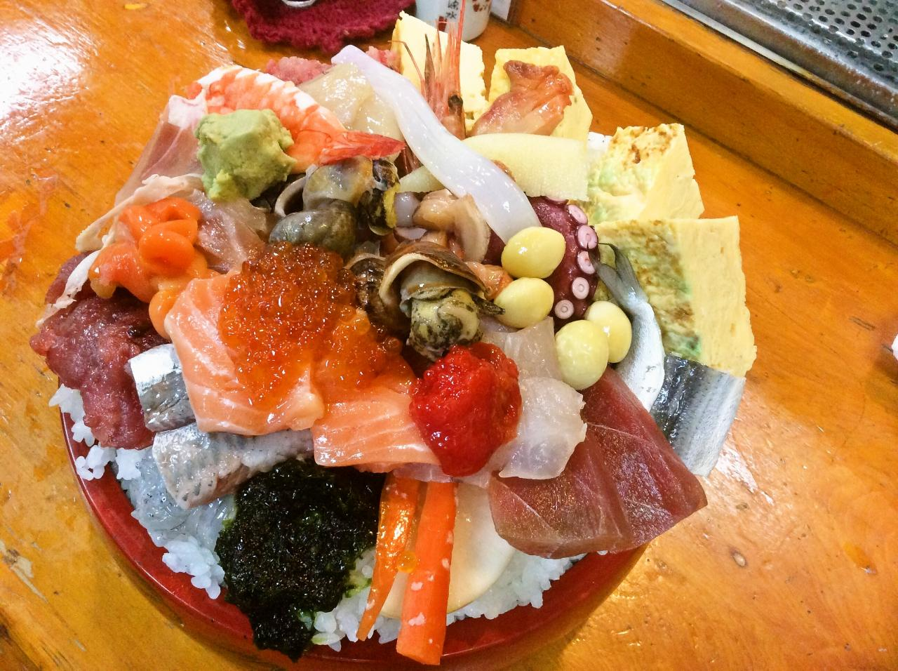 幸寿司(ちらし)