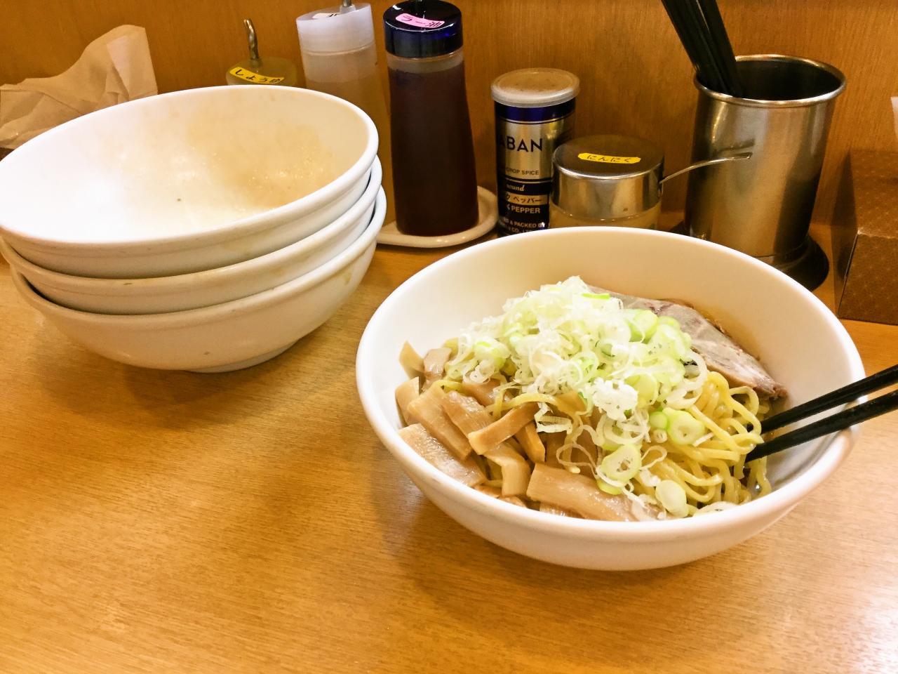 味の天徳 柿生店(油そば)