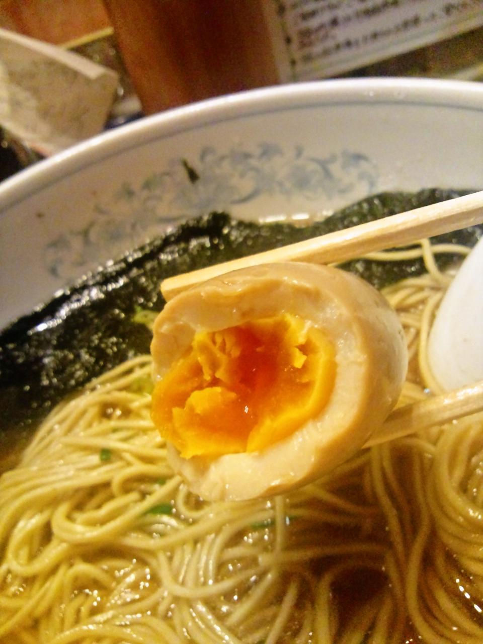 麺や食堂(玉子)
