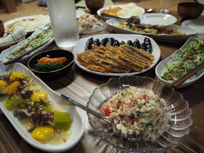 723農法セミナー夕食_R2