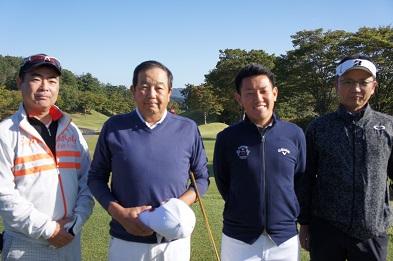 陳さんゴルフ