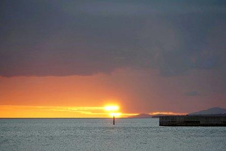 薄目夕陽b DSC04849