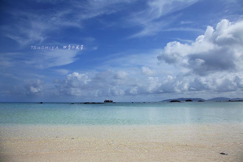 石垣の海 4