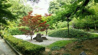 九品仏 庭園