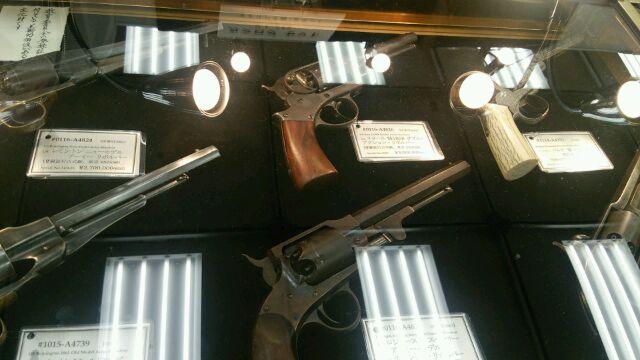 日本で買える実銃