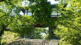 久保田城 門