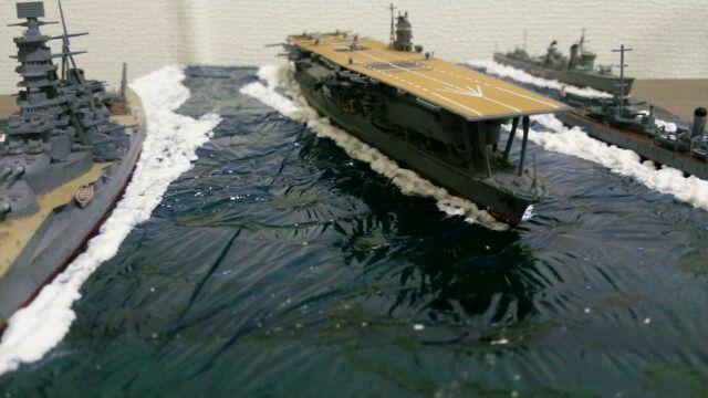 ガチザムライ機動艦隊前から