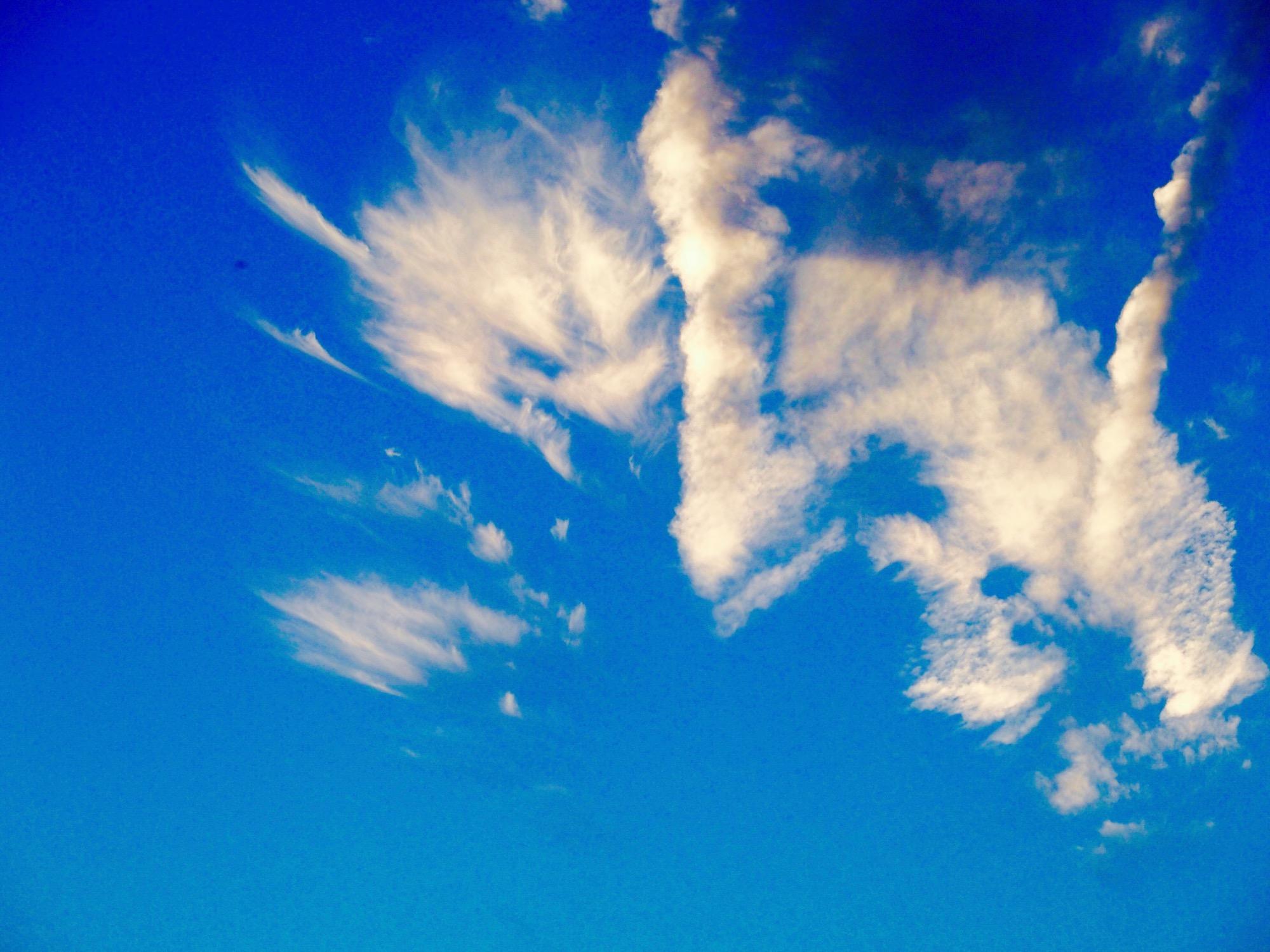 かっこいい雲