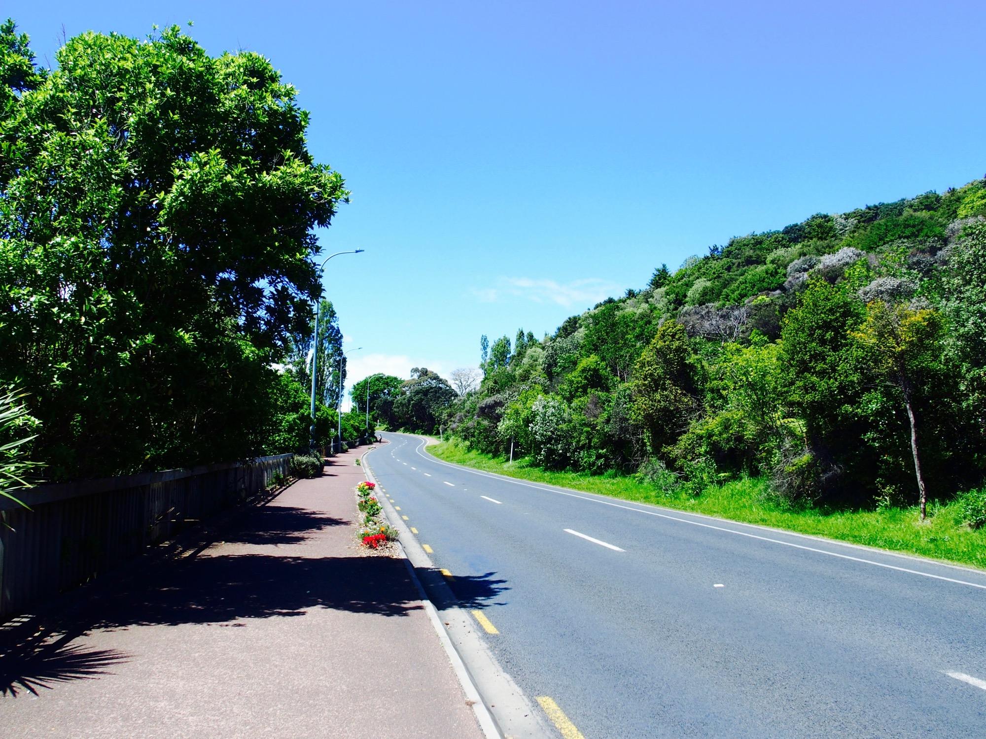 Ocean View Road