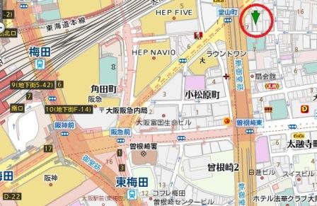 巽ビル地図