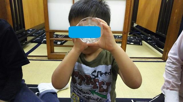 160518 成田家 栄町店にて④ ブログ用目隠し