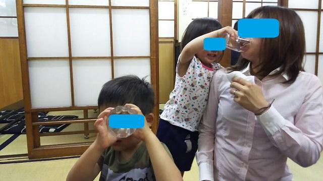 160518 成田家 栄町店にて⑤ ブログ用目隠し