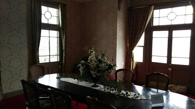 160601 旧武藤山治邸⑥ ブログ用