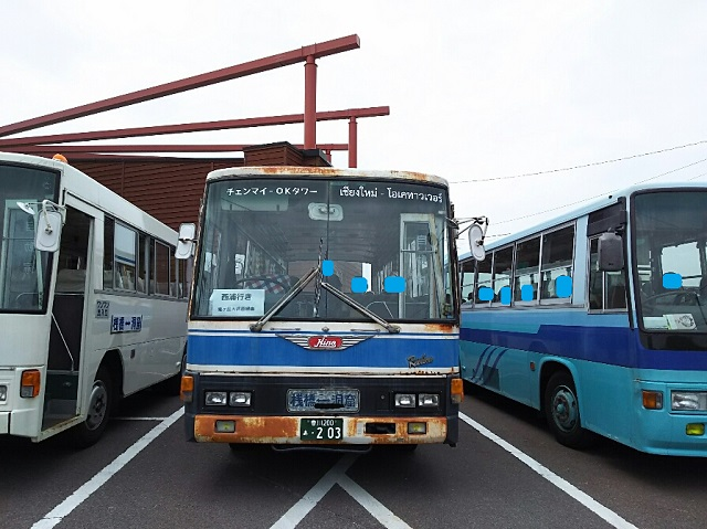160721 瀬戸芸 女木島バス ブログ用目隠し