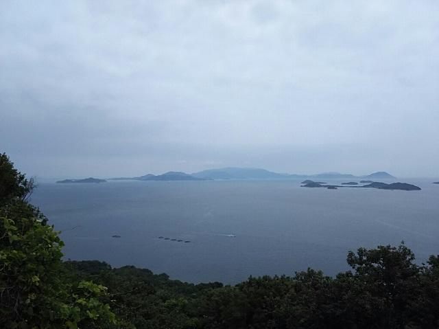160721 女木島展望台 ブログ用