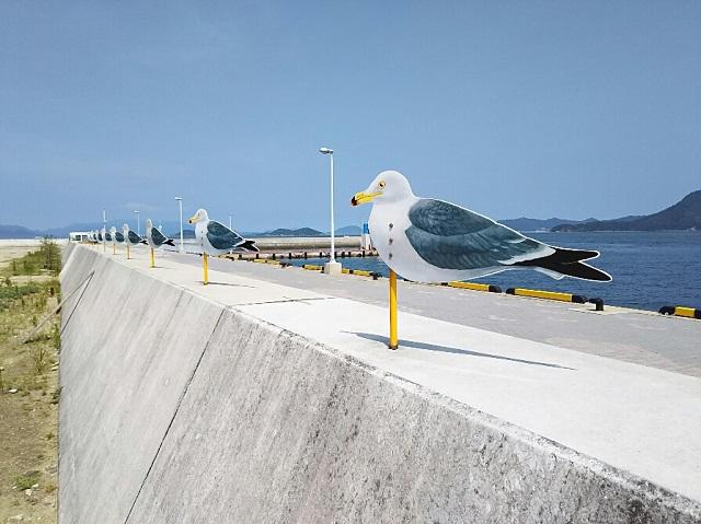 160721 瀬戸芸 女木島 カモメの駐車場 ブログ用
