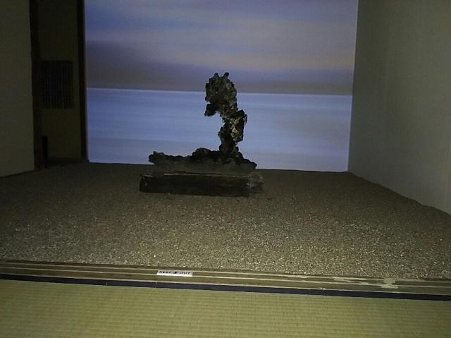 160721 瀬戸芸 女木島 盆栽 ブログ用