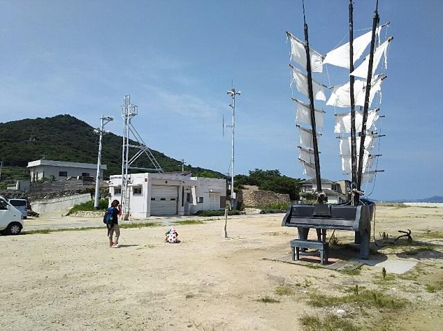 160721 瀬戸芸 女木島 20世紀の回想 ブログ用