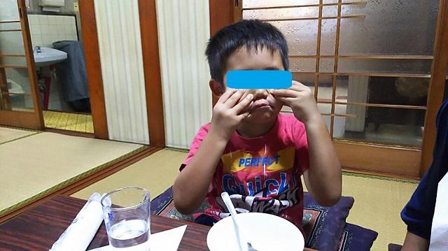 160914 大東園にて① ブログ用目隠し