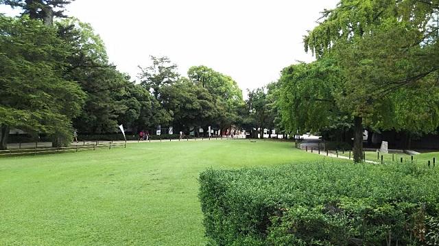 160921 後楽園外苑⑭ ブログ用