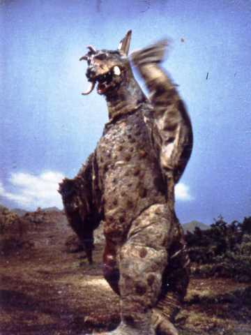 有翼怪獣 チャンドラー