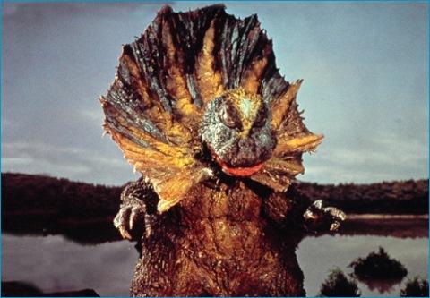 えりまき恐竜 ジラース