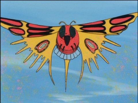 いん石獣 ゴグラン(成虫)