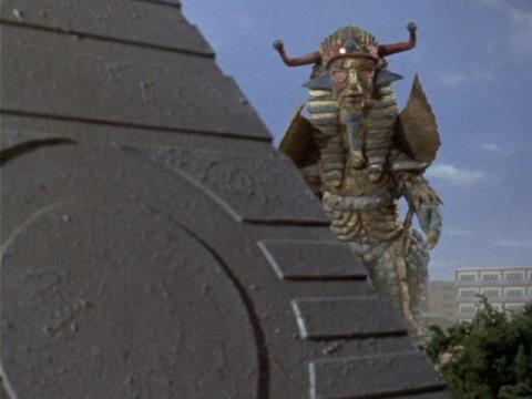 古代超獣 スフィンクス