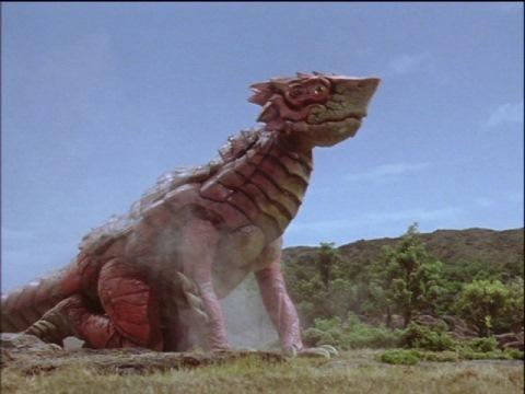 地底怪獣 テールダス