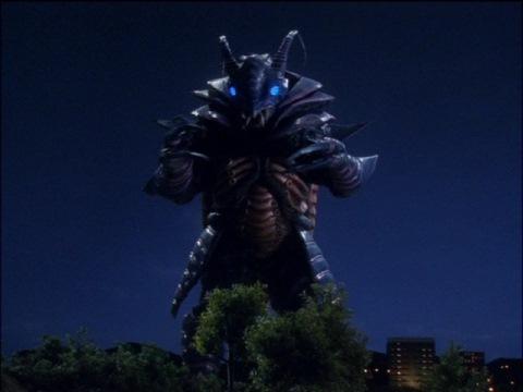 甲殻怪獣 アルケラ