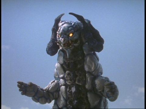 剛力怪獣 クローンシルバゴン