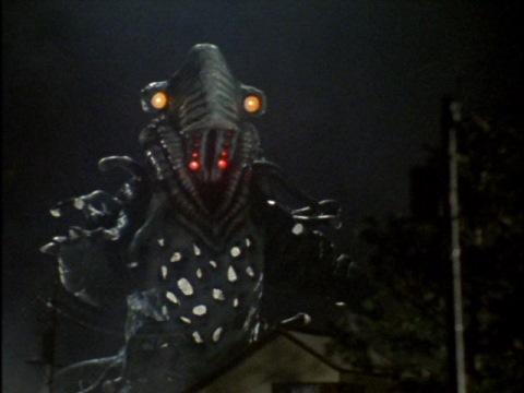 UFO怪獣 アブドラールス