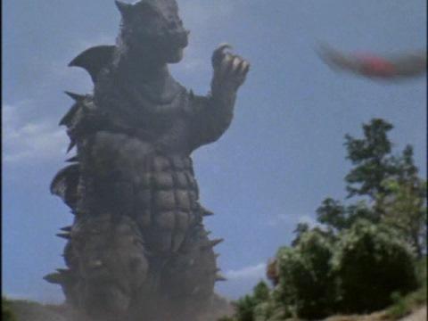 復活怪獣 タブラ