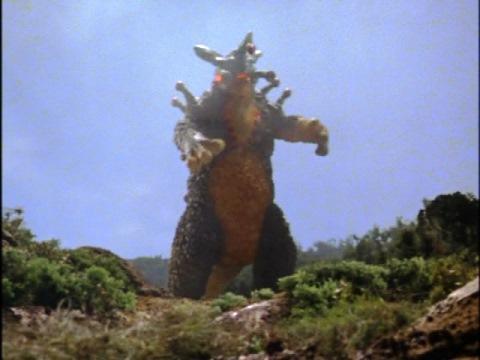 惑星怪獣 ガウス