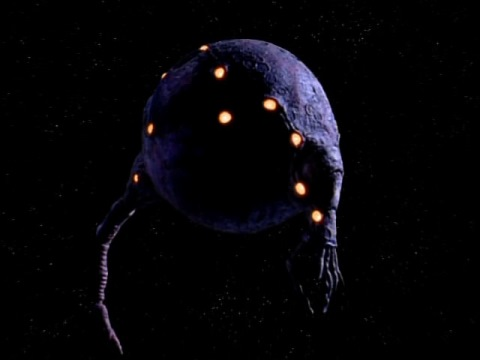 超巨大天体生物 ディグローブ