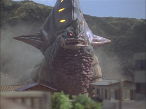 甲殻怪地底獣 ゾンネル