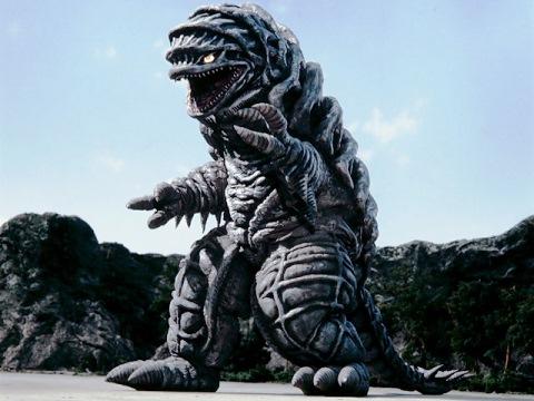 剛腕怪地底獣 ゴメノス