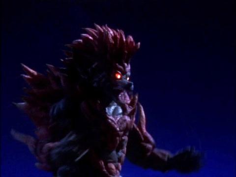 サイボーグ獣人 ウルフファイヤー