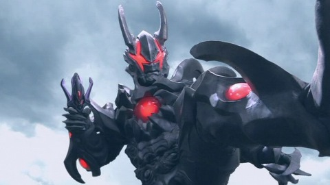暗黒の魔神 ダークルギエル