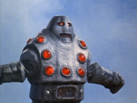 ロボット怪獣 ガメロット