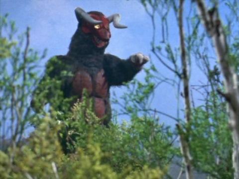 牡牛座怪獣 ドギュー
