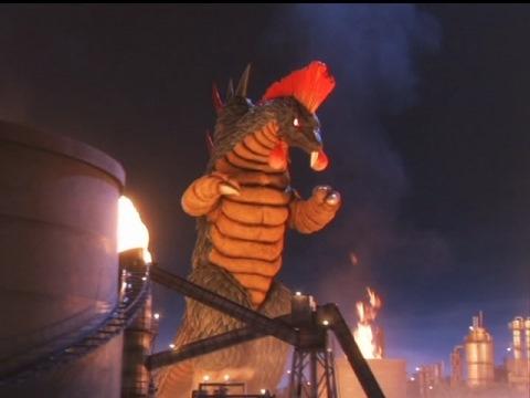 人魂怪獣 フェミゴンフレイム