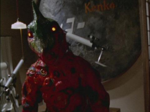 サイケ宇宙人 ペロリンガ星人