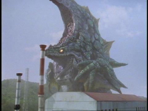 深海怪獣 レイロンス