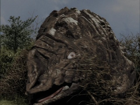 岩石怪獣 ゴルゴス