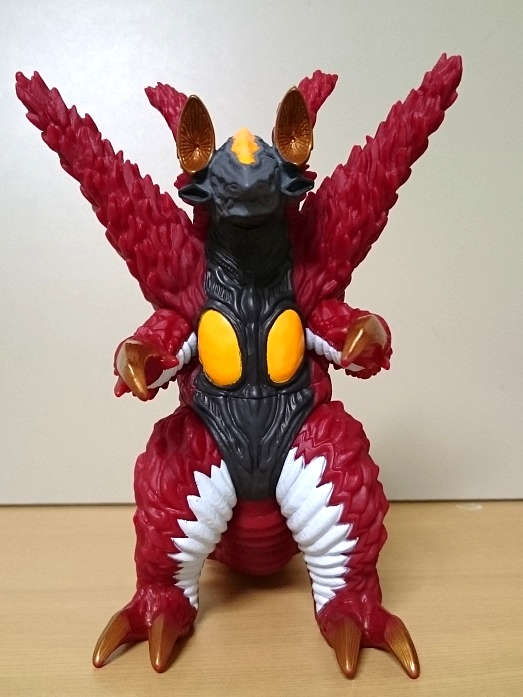 ウルトラ怪獣DX ゼッパンドン0