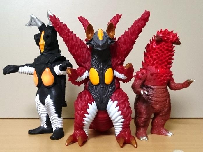 ウルトラ怪獣DX ゼッパンドン6