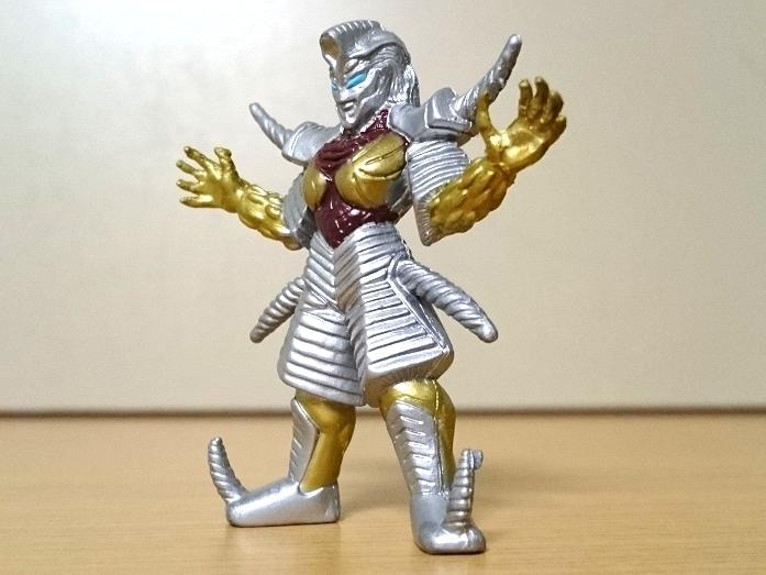 ウルトラマンティガ怪獣 ティガモンスター超全集 エノメナ0